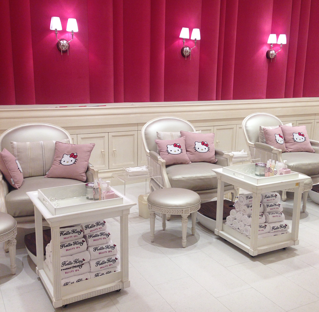 Me Time Nail Spa Avenues Number